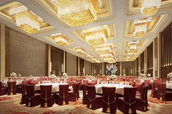 义乌香格里拉五星级酒店家具案例