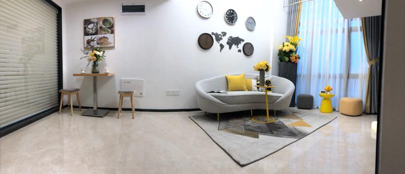 恒邦壹峯1204小户型商品房公寓家具案例