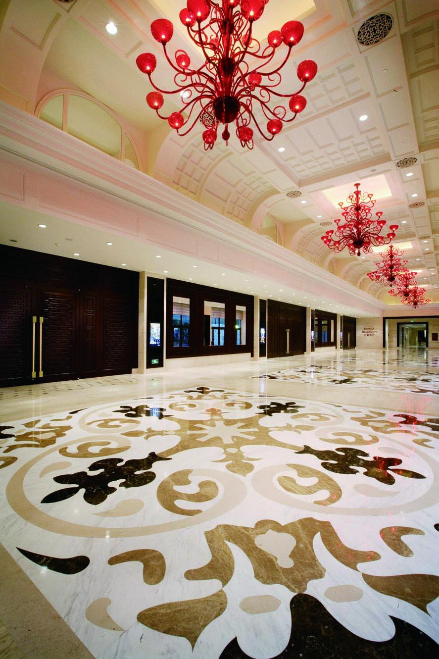 华侨城洲际酒店家具案例