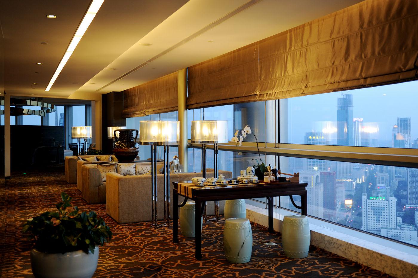 南京洲际酒店家具案例