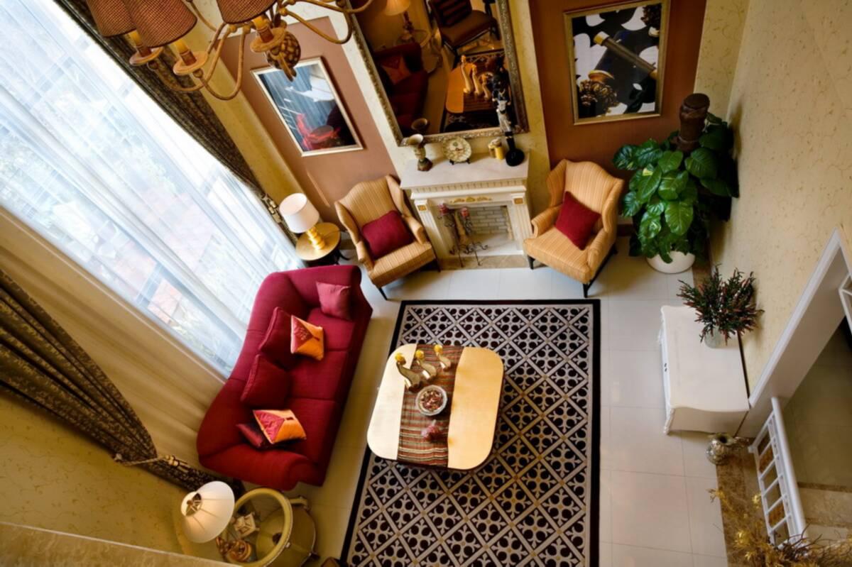 南京豪宅高端别墅家具案例