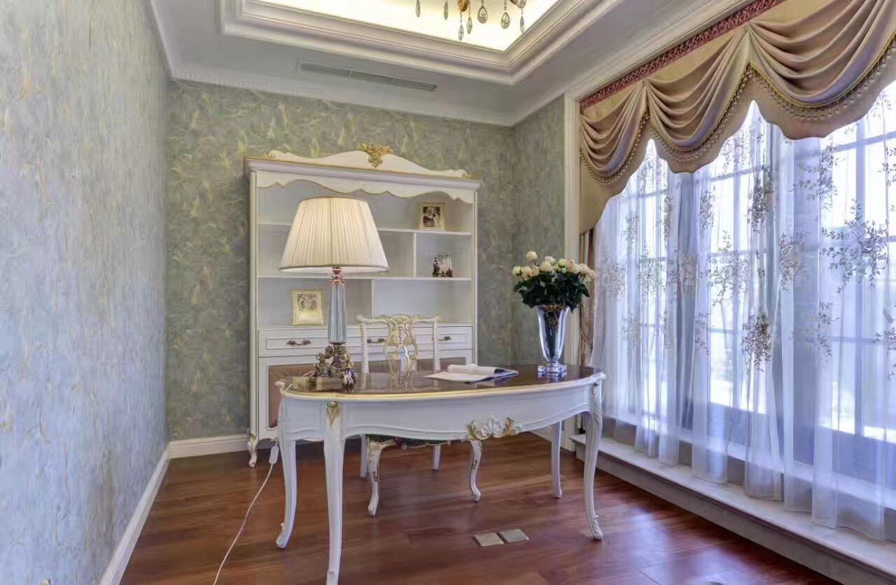 澳瑞私家客户别墅家具案例