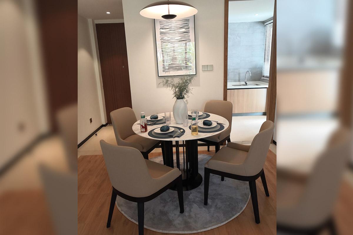 海南澄迈样板间家具项目案例