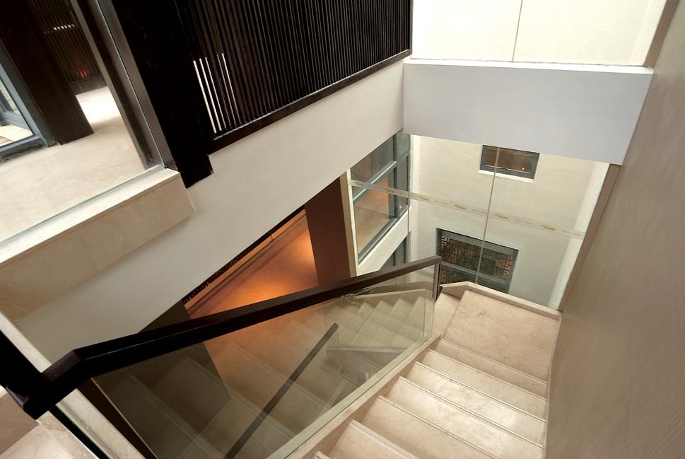 滨海御庭T1型别墅家具-新中式案例