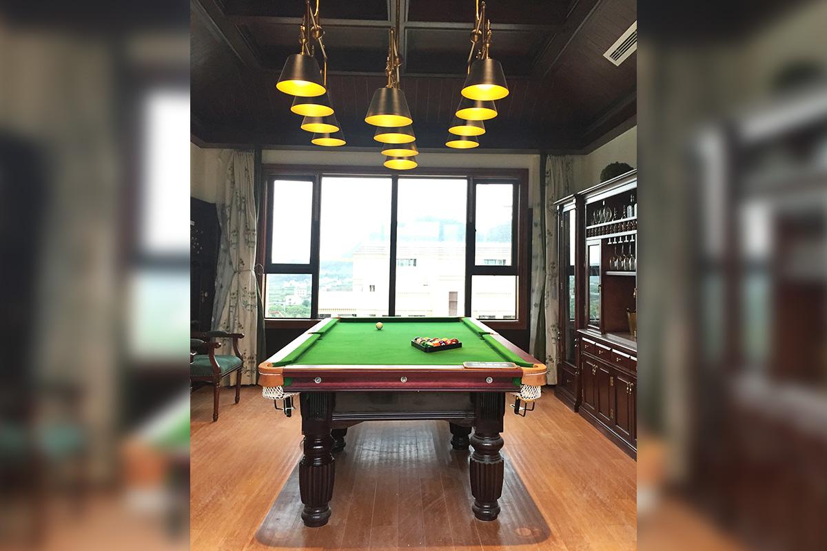 贵州美式样板房家具案例