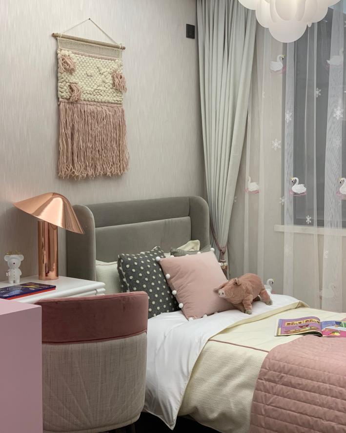 郑州振兴兴和样板间家具案例