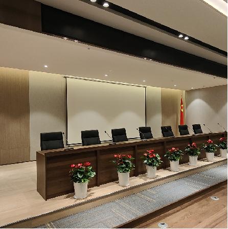 深圳中民办公会所项目案例